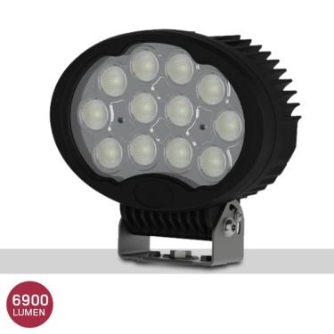 Feu de travail 12 LED 84W